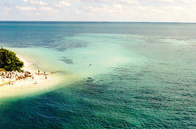As belezas das praias da Flórida
