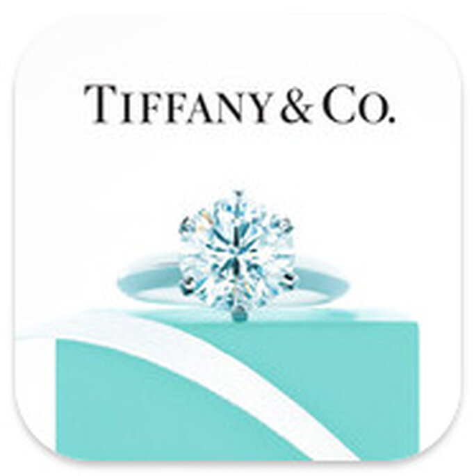 Suchen Sie den passenden Verlobungs- oder Ehering via App – Foto: apple, Tiffany & Company