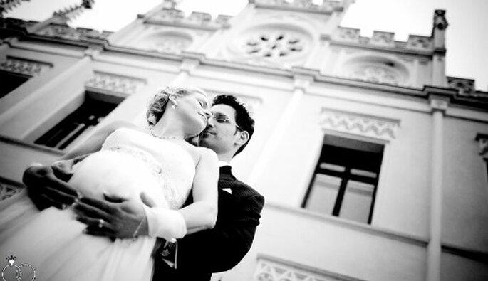 Heiraten im Schloss. Für viele Paare ein Traum. Foto: Katja Schünemann. www.ks-weddings.de