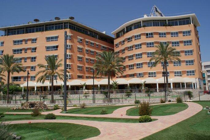 Hotel Puerto Juan Montiel