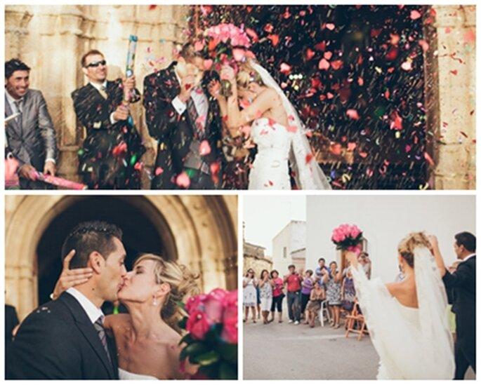 boda en el pueblo