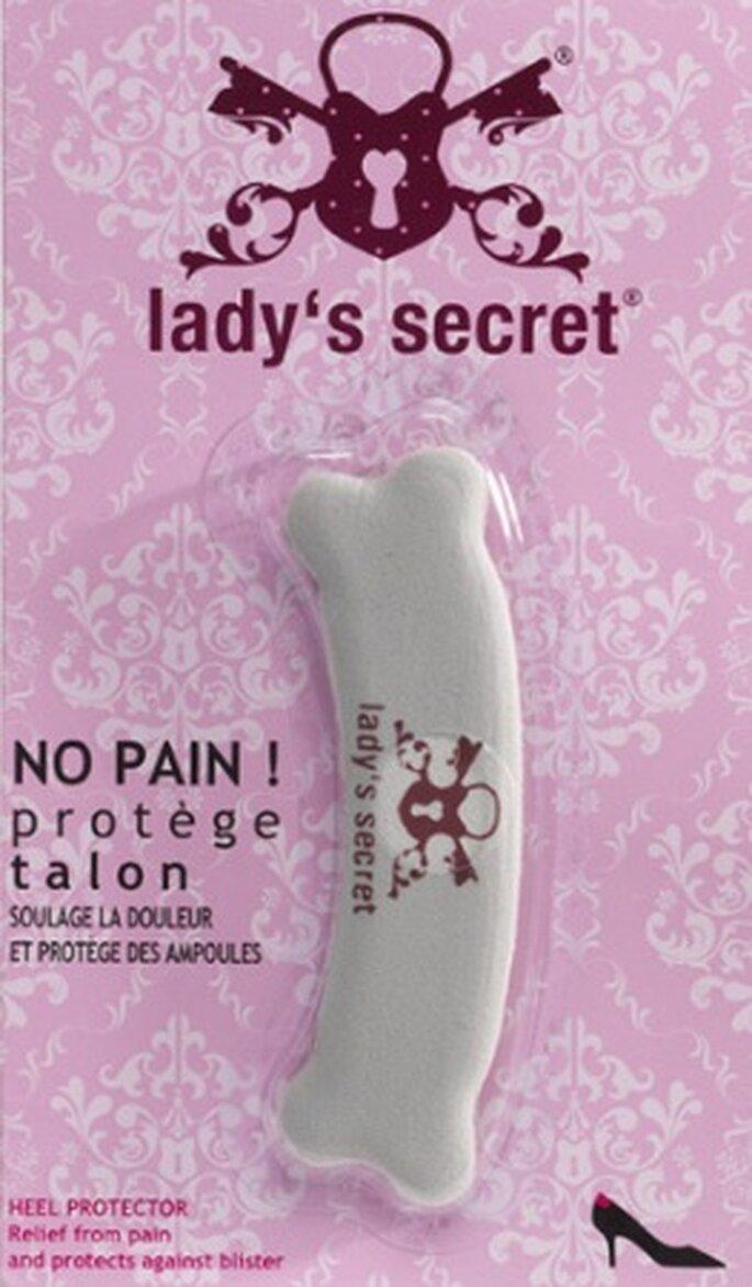 """No Pain"" protège talon - Lady's Secret"