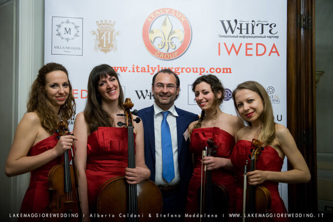 Italy Lux Wedding Conference 2016