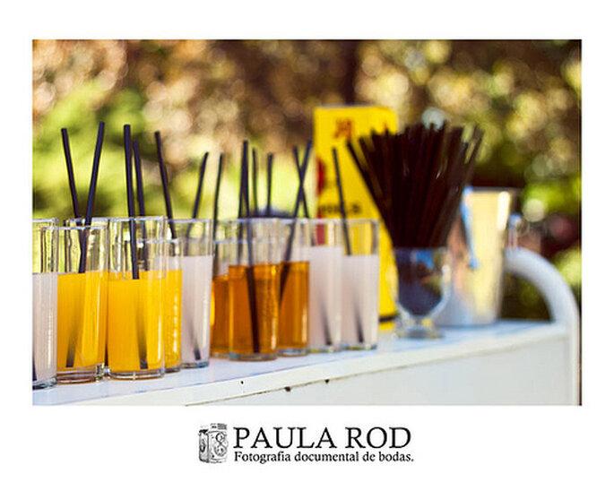 Les cocktails divers et variés feront la joie de vos invités ! - Photo : Paula Rod