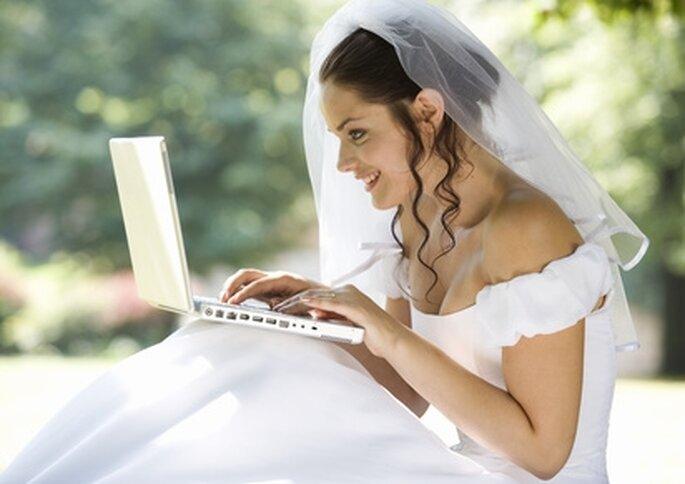 Internet, un outil précieux pour l'organisation de votre mariage