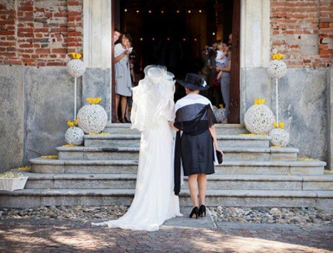 La location la scelgono gli sposi, ma i consigli degli esperti rendono tutto più semplice. Foto: rossodiseta