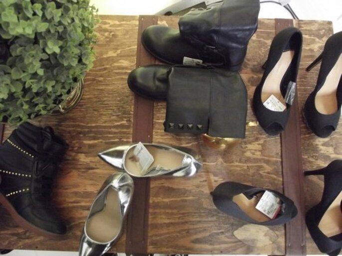 Elegantes zapatos para complementar tu outfit - Foto Melissa Lara