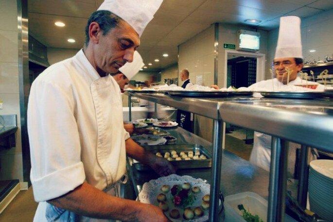 Foto: Catering In Zalacain