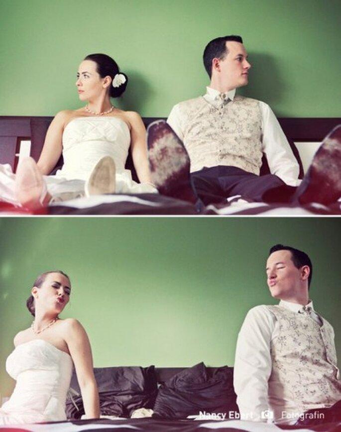 Planear una boda. Foto de Nancy Ebert.