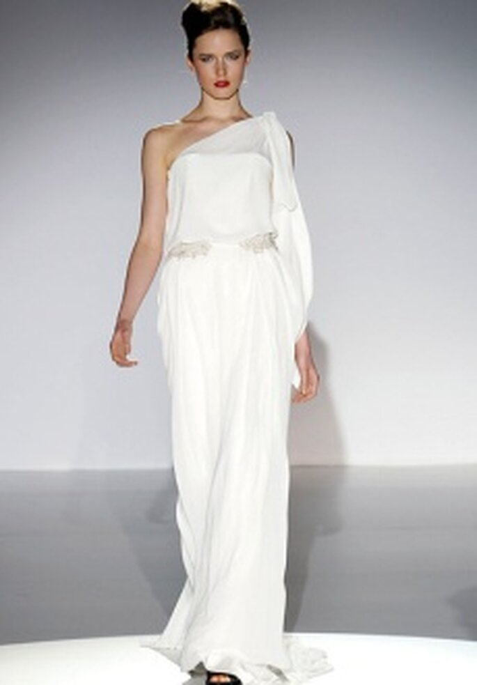 Colección de vestidos de novia Juanjo Oliva 2011