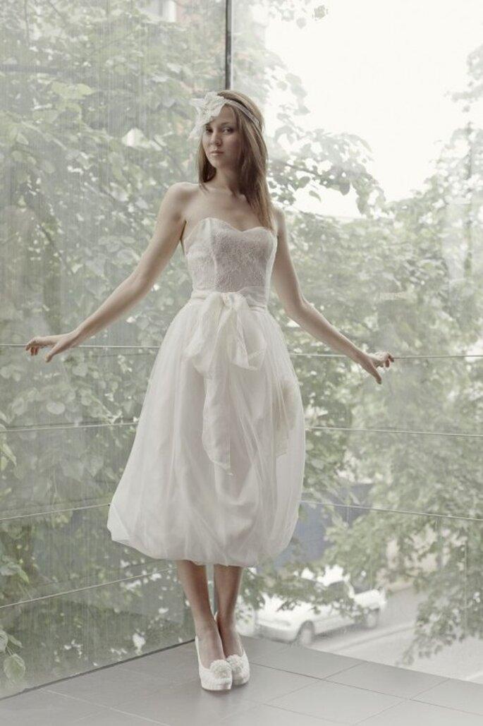 Collection de robes de mariée Gwanni 2014 : originalité et qualité