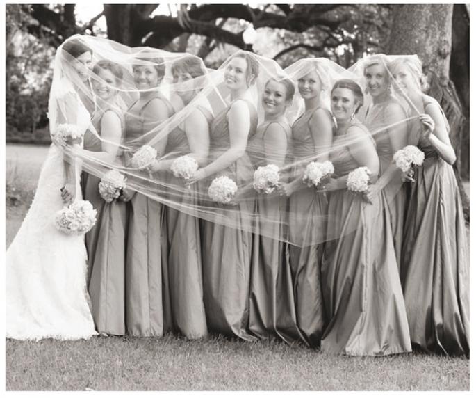 ¿Por qué las fotos de boda en blanco y negro son las más bonitas? - Foto Gem Photo