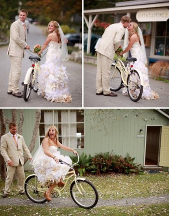 Escolha um meio de transporte alternativo - www.greenweddingshoes.com