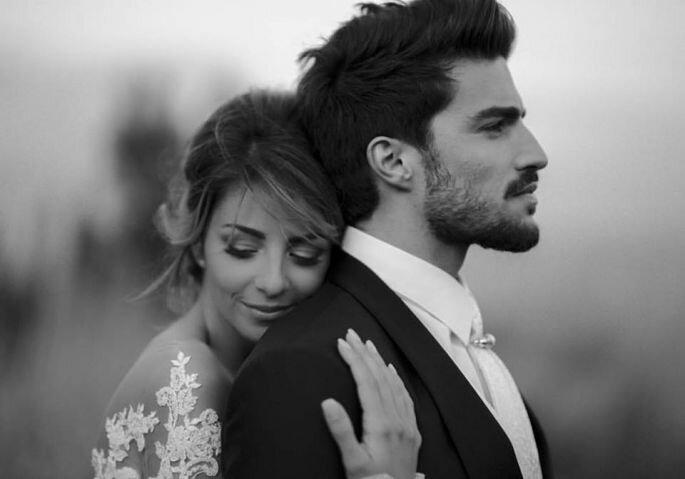 Le nozze di Mariano Di Vaio ed Eleonora Brunacci - Credits: Mariano Di Vaio Facebook