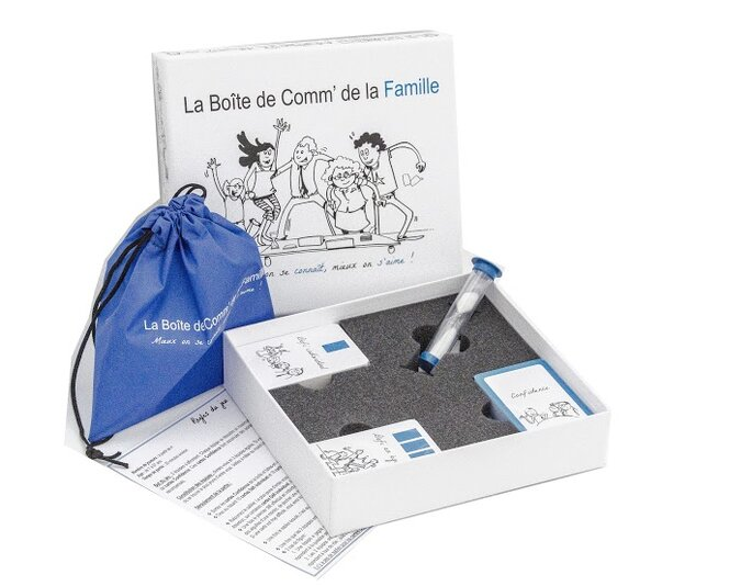 Photo : Les Boîtes de Comm'