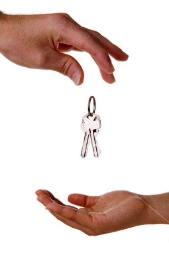 Entregue las llaves de su vehículo y festeje con tranquilidad