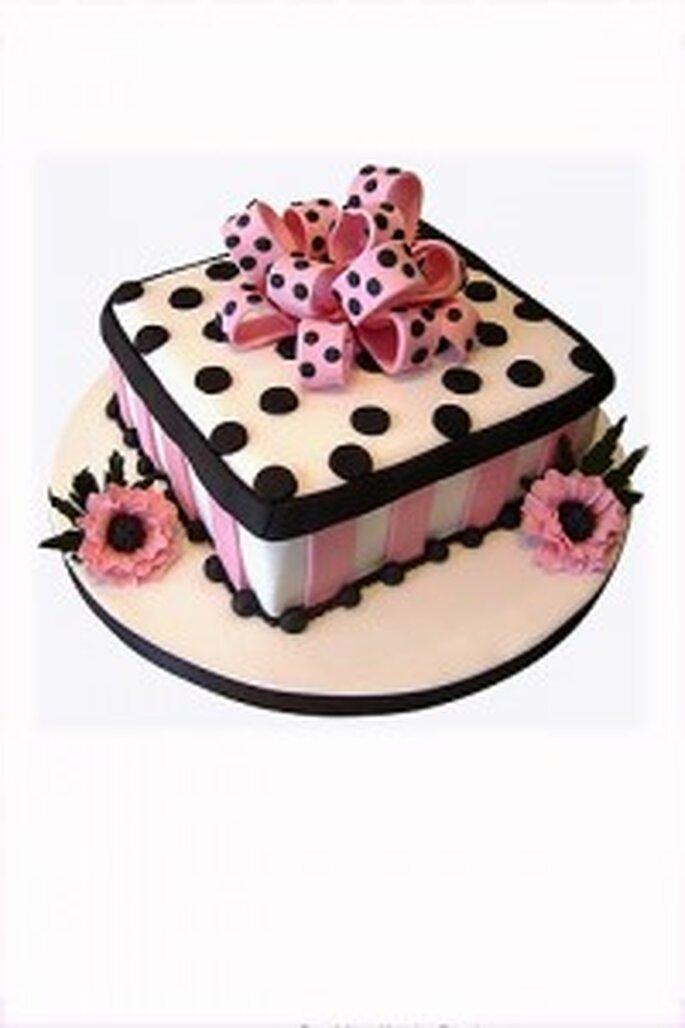 Tarta de Cakes Haute Couture