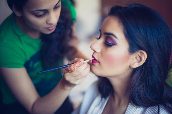 Credit: Makeovers by Ramya
