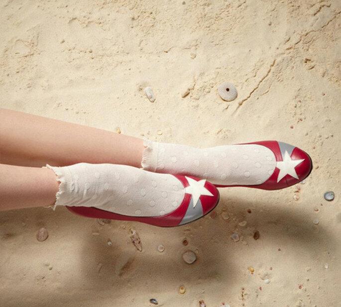 Modello Dunya di Ellips Chaussures