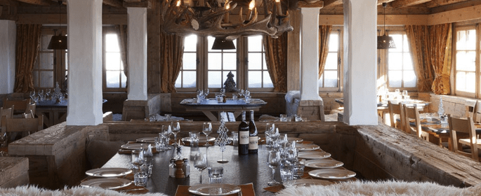 Restaurant l'Idéal 1850