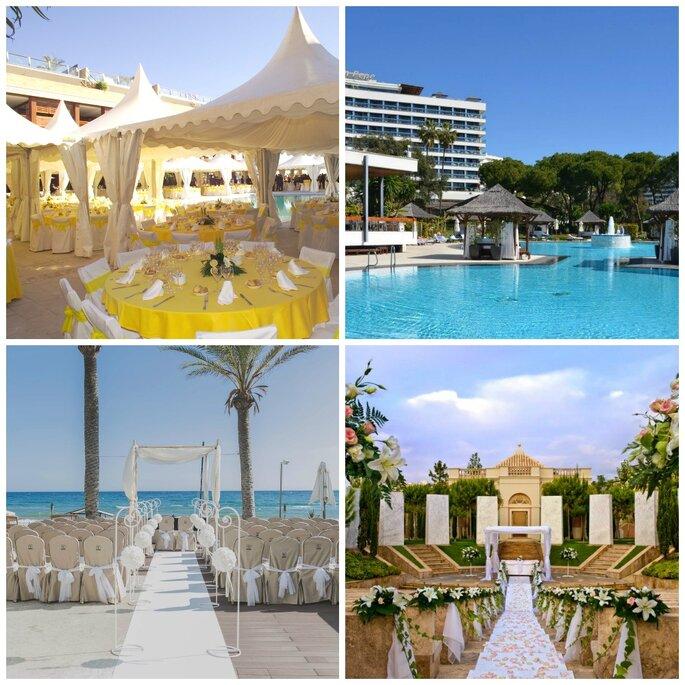Gran Hotel Guadalpín, Gran Meliá Don Pepe, Vincci Selección Estrella de Mar y Hotel Villa Padierna