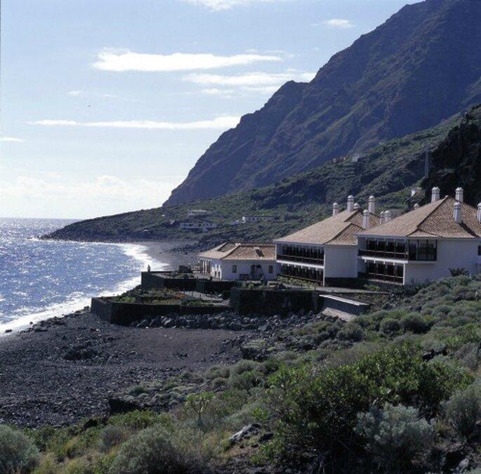 Parador del Hierro a Tenerife. Foto via Paradores