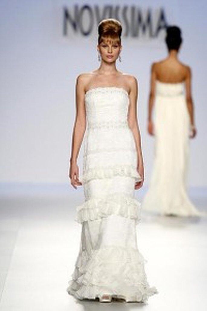 Uno de los diseños de la colección Novissima 2010