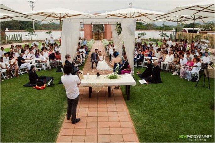 Ceremonia Budista