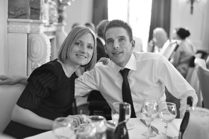 On mise sur les photos du dîner de mariage - Photo : Awardweddings