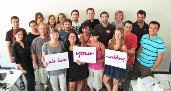 Zankyou loves your wedding. E se è solidale ancora di più!
