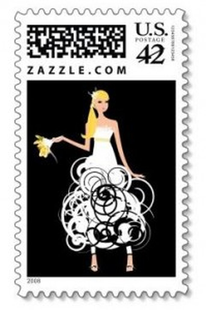 sello de boda original