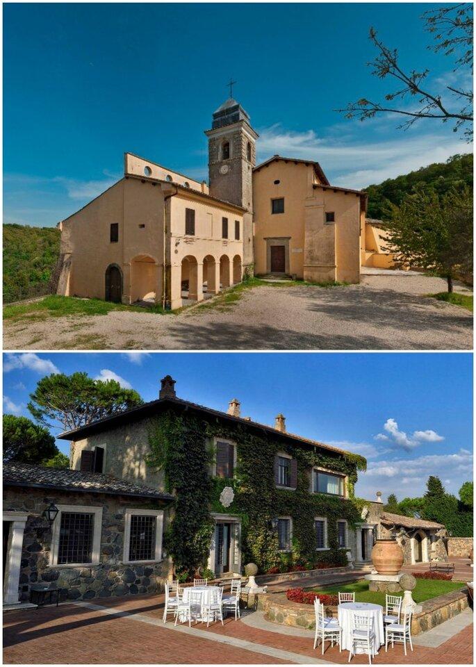 Chiesa della Madonna del Sorbo e Tenuta di Ripolo