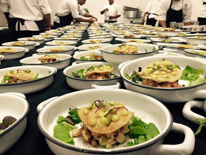 Santi Palacio Catering