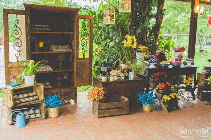 Cacá & Caká - Arquitetura de Eventos