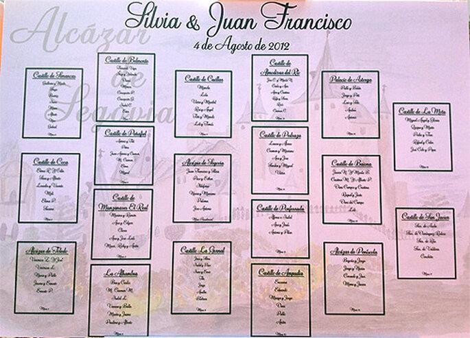 Les invités du mariage, qui sont-ils ? - Photo: María Nieto