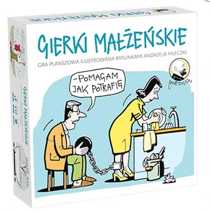 Credit: Matariały prasowe Gierki Małżeńskie