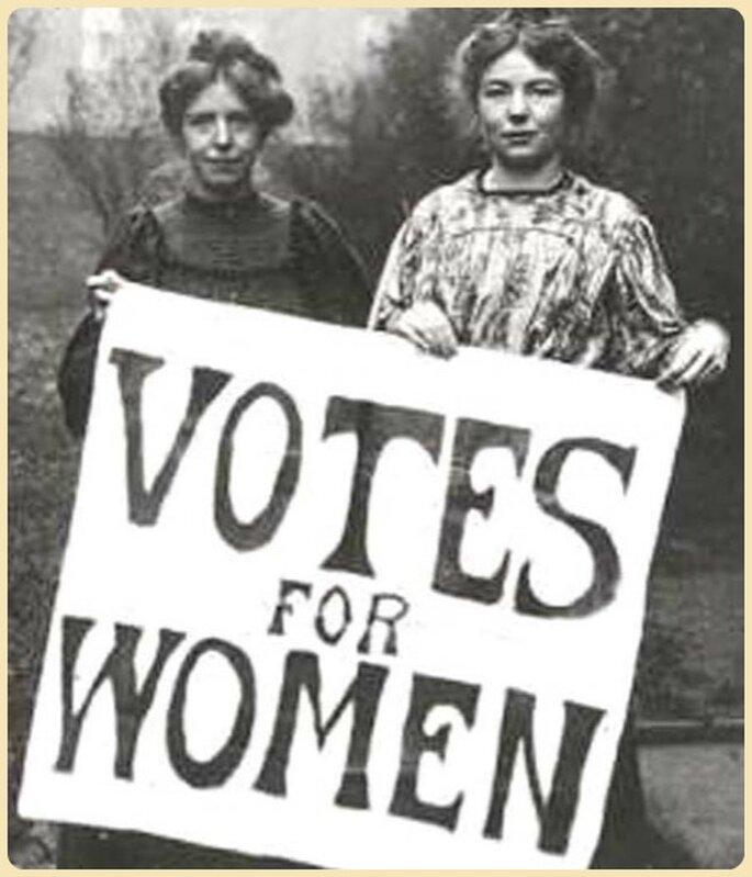 Suffragette del 1911