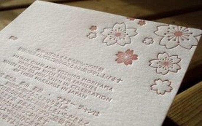 inviti di nozze bilingue