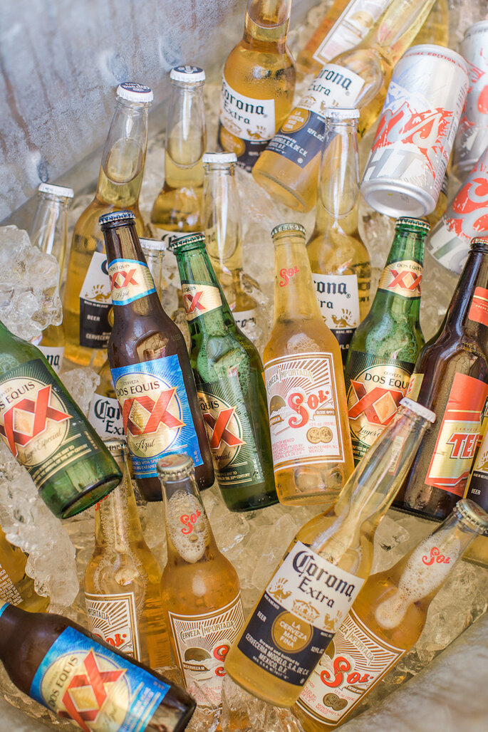Bar à bière - Carlie Statsky