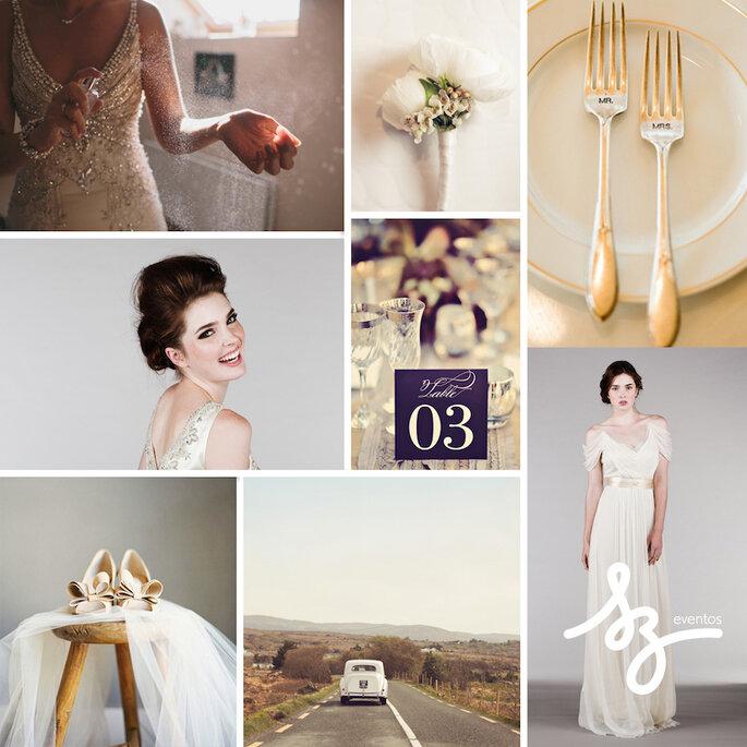 Una boda clásica y súper elegante - Katelyn James, Vivian Lin