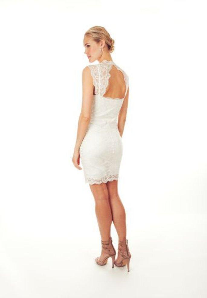 Robe de mariée Nicole Miller 2013