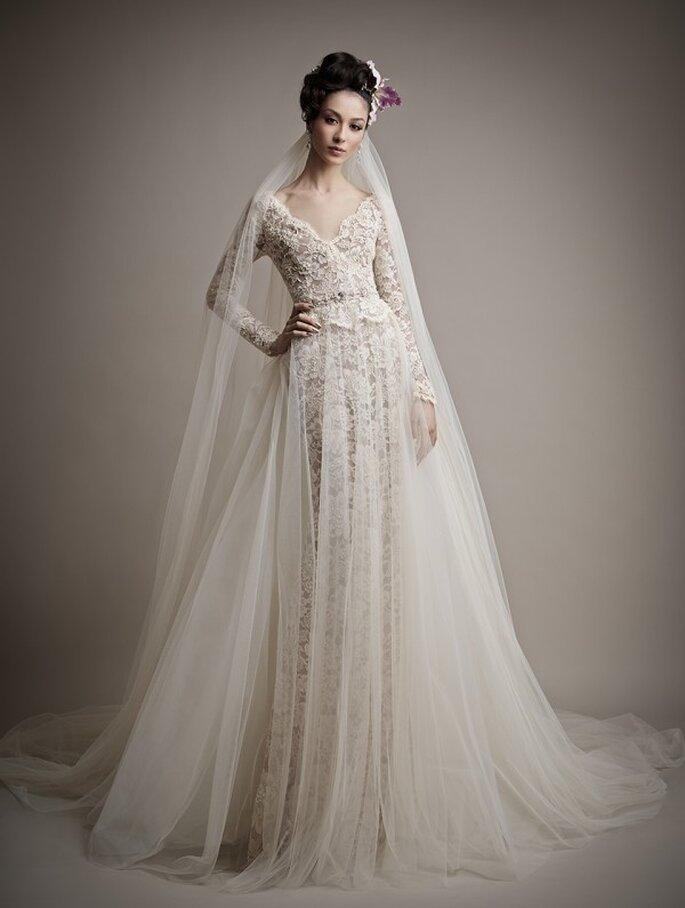12 самых модных свадебных платьев 2015 года - Ersa Atelier