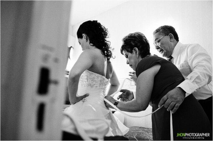 Tendencias en fotografías de boda. Jhon Photographer