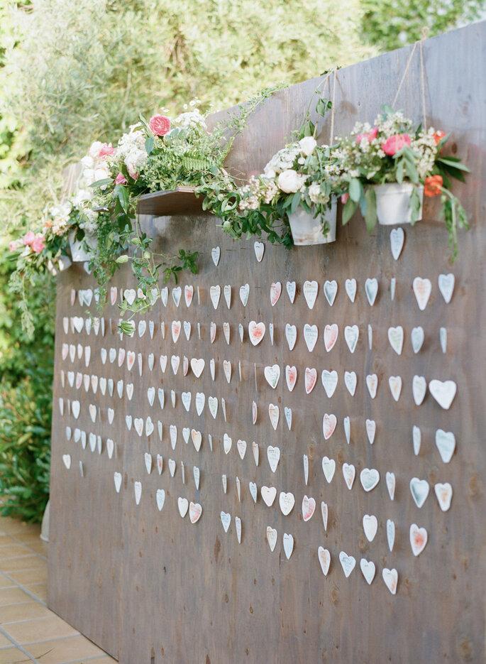 5 ideas innovadoras para decorar tu boda. Foto- Elizabeth Messina