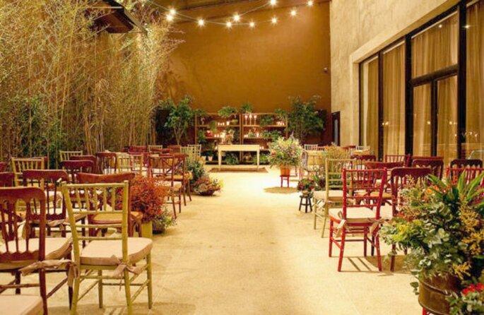 A Casa Itaim possui três pilares de atuação: bom gosto, sofisticação e integração com a natureza.