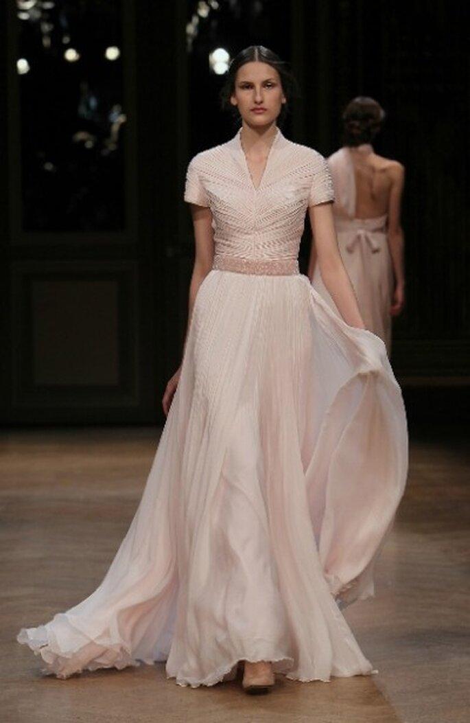Vestido para novia 2012 colección de  Georges Hobeika