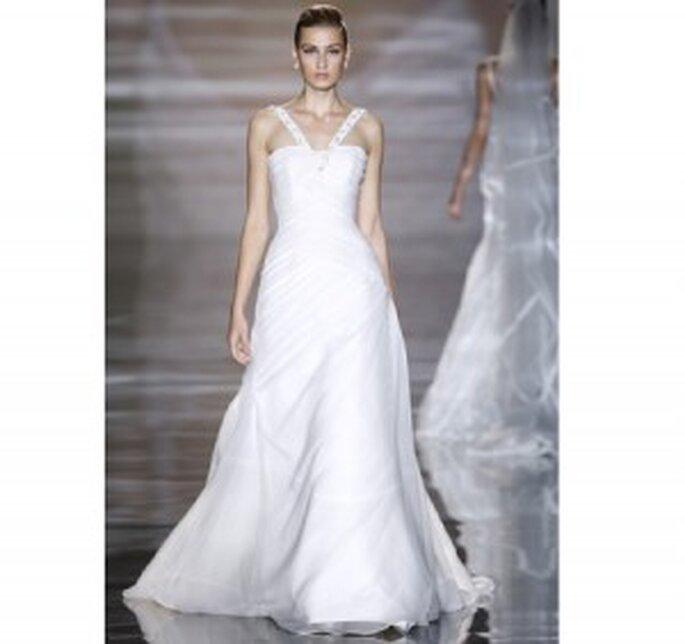 Vestido de novia Pronovias para Libra