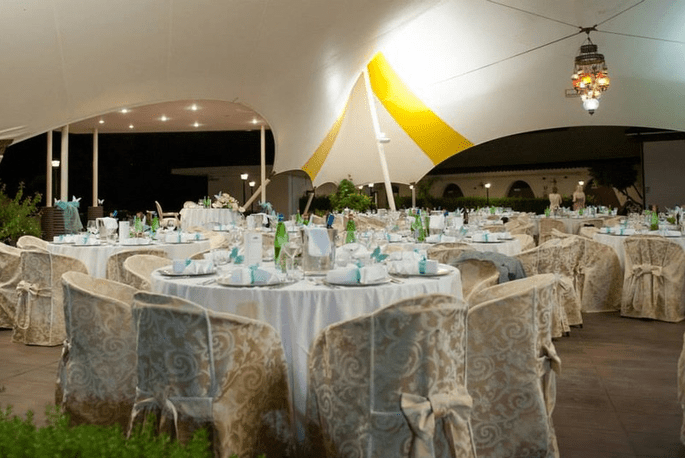 Banqueting 'U Saracino
