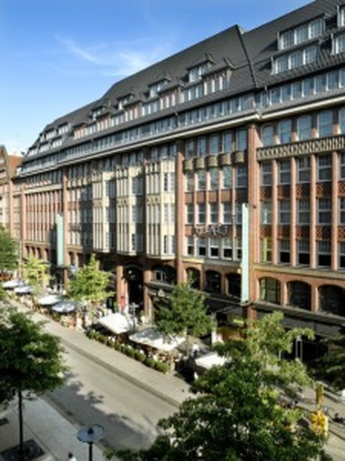 Das Hamburger Hyatt Hotel hat 5 Sterne- Foto: Hyatt