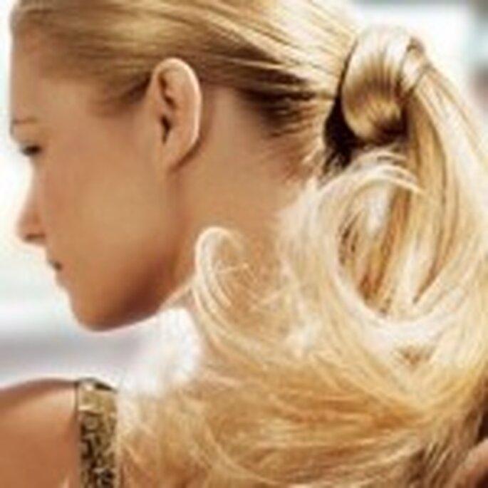 Des cheveux brillants et plein de vitalité pour le jour J